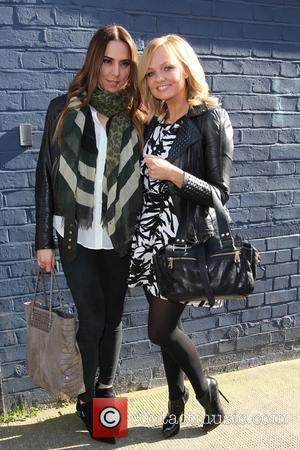 Emma Bunton and Melanie C