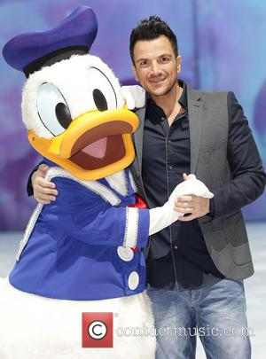 Peter Andre - Peter Andre attends a Disney On Ice photocall - Leeds, United Kingdom - Thursday 6th March 2014