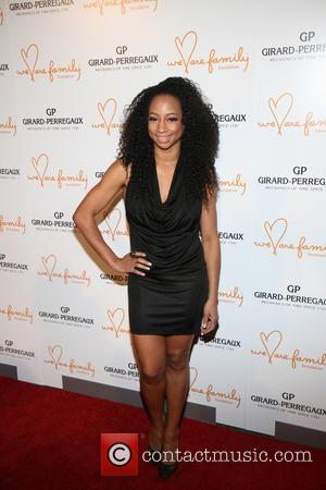 Monique Coleman - We Are Family Foundation 2014 Gala at Hammerstein Ballroom - New York, New York, United States -...