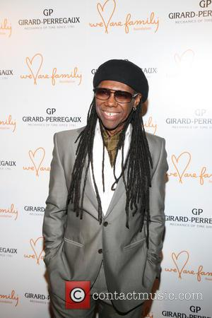 Nile Rodgers - We Are Family Foundation 2014 Gala at Hammerstein Ballroom - New York, New York, United States -...