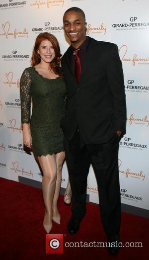 Olivia Cipolla and Arie Dixon