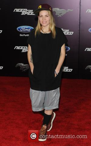Skylar Grey - Premiere of DreamWorks Pictures 'Need For Speed'  - Arrivals - Los Angeles, California, United States -...