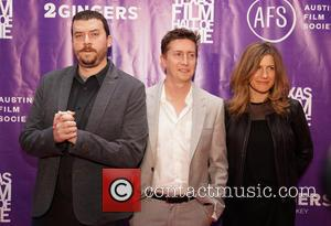 Danny Mcbride, David Gordon Green and Jill Newell