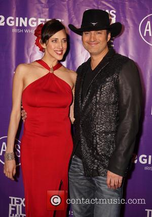 Tricia Vonne and Robert Rodriguez