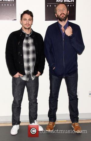 James Franco and Chris O'dowd
