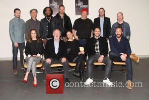 Leighton Meester, Jim Norton, Anna D. Schapiro, James Franco, Chris O'Dowd and cast