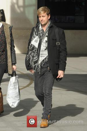Kian Egan - Celebrities at the BBC Radio 1 studios - London, United Kingdom - Thursday 6th March 2014