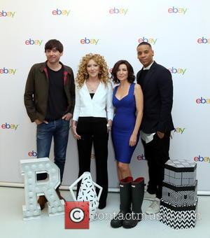 Alex James, Kelly Hoppen, Dannii Minogue and Reggie Yates