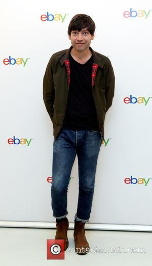 Alex James - eBay Collections UK Launch - London, United Kingdom - Thursday 6th March 2014