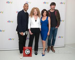 Reggie Yates, Kelly Hoppen, Dannii Minogue and Alex James