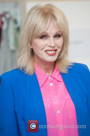 Joanna Lumley - Joanna Lumley is joined by new mum Alesha Dixon to open the Marks & Spencer Kids' Shwop...