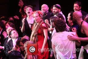 Emma Thompson - Opening Night of New York Philharmonic's Sweeney Todd, held at Avery Fisher Hall - Act Two. -...