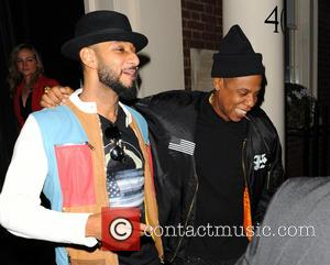 Jay-z and Swizz Beatz