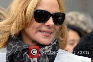 Kim Cattrall - UN Women for Peace's 'March in March' rally to end violence against women, held at United Nations...