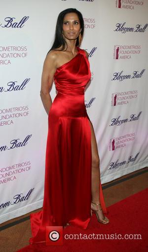 Padma Lakshmi - 6th Annual Blossom Ball benefiting the Endometriosis Foundation of America co-hosted by Padma Lakshmi and Tamer Seckin...