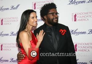 Padma Lakshmi and Questlove - 6th Annual Blossom Ball benefiting the Endometriosis Foundation of America co-hosted by Padma Lakshmi and...