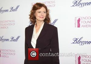 Susan Sarandon - 6th Annual Blossom Ball benefiting the Endometriosis Foundation of America co-hosted by Padma Lakshmi and Tamer Seckin...