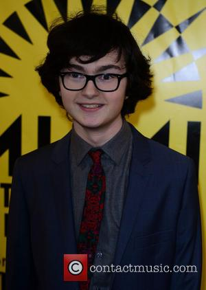Jared Gilman - Miami International Film Festival (MIFF) 2014 - Elsa & Fred - Premiere - Miami, Florida, United States...