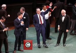 John Mcmartin, Bill Rauch, Michael Mckean, Bryan Cranston and Robert Schenkkan