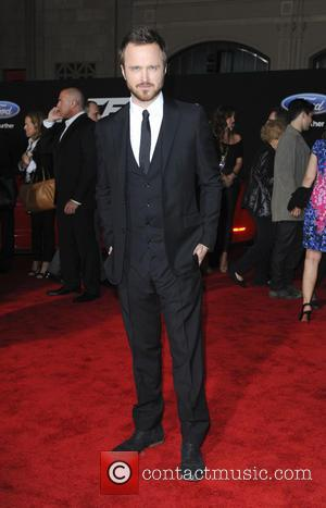 Aaron Paul - Film Premiere of Need for Speed - Los Angeles, California, United States - Friday 7th March 2014