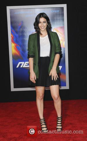 Alanna Masterson - Film Premiere of Need for Speed - Los Angeles, California, United States - Friday 7th March 2014