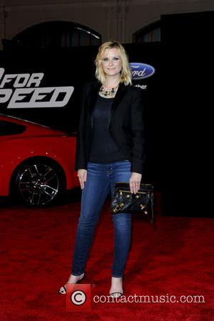 Bonnie Sommerville - Film Premiere of Need for Speed - Los Angeles, California, United States - Friday 7th March 2014