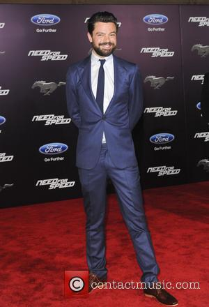 Dominic Cooper - Film Premiere of Need for Speed - Los Angeles, California, United States - Friday 7th March 2014