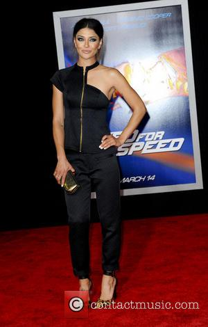 Jessica Szohr - Film Premiere of Need for Speed - Los Angeles, California, United States - Friday 7th March 2014