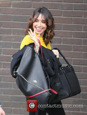 Christine Bleakley - Christine Bleakley outside the ITV studios - London, United Kingdom - Friday 7th March 2014