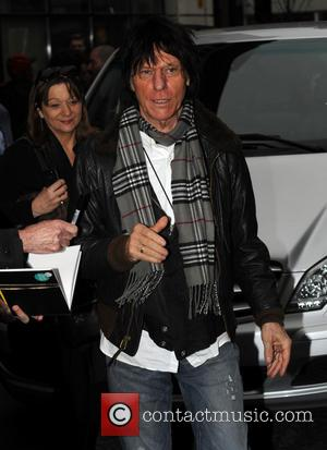 Jeff Beck - Jeff Beck at the BBC Radio studios - London, United Kingdom - Friday 7th March 2014