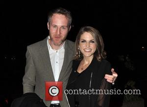 Peter Mcdonald and Amy Huberman