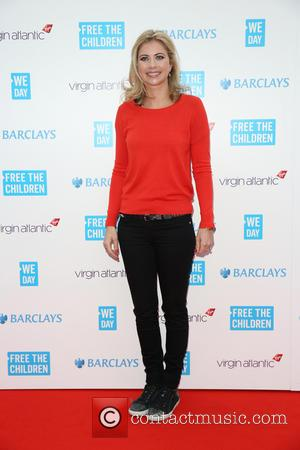 Holly Branson - 'WE day UK' held at Wembley Arena - Arrivals - London, United Kingdom - Friday 7th March...