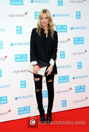 Laura Whitmore - 'WE day UK' held at Wembley Arena - Arrivals - London, United Kingdom - Friday 7th March...