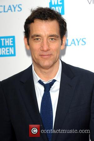Wembley Arena, Clive Owen