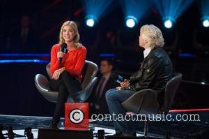 Holly Branson and Sr Richard Branson