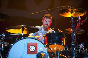 Andy Hurley and Fall Out Boy - Fall Out Boy perform to a sold-out crowd at Heineken Music Hall -...