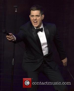 Michael Buble Vows To Jet Committed Fan To Future Show