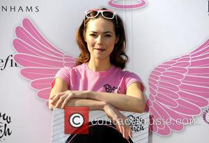 Kara Tointon - 2014 Brow Arch March sponsored by Benefit held at Berkeley Square Gardens - London, United Kingdom -...