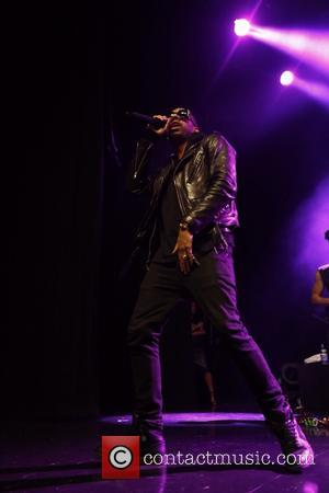 Ryan Leslie - Ryan Leslie performing live on stage at Musicalize held at IndigoO2 - London, United Kingdom - Sunday...