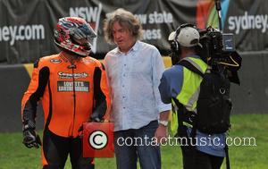 James May - Top Gear Festival Sydney 2014 - Sydney, Australia - Sunday 9th March 2014