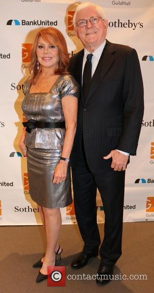 Marlo Thomas and Phil Donohue - The Guild Hall of East Hampton: 29th Academy Of The Arts Lifetime Achievement Awards...