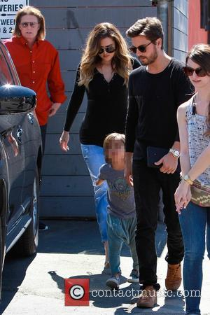 Scott Disick, Mason Disick, Khloe Kardashian and Bruce Jenner