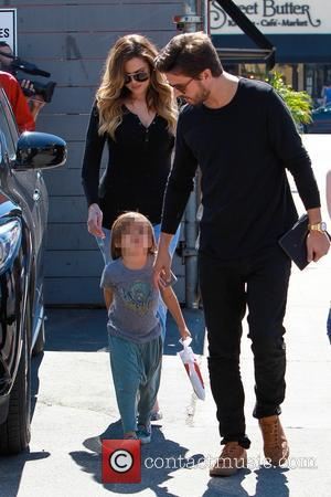 Scott Disick, Mason Disick and Khloe Kardashian