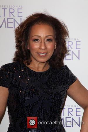 Tamara Tunie - League Of Professional Theatre Women awards at The Pershing Square Signature Center - New York City, New...