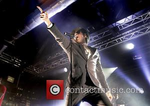 Paul Smith - Maximo Park performing live on stage at Liverpool O2 Academy - Liverpool, United Kingdom - Monday 10th...