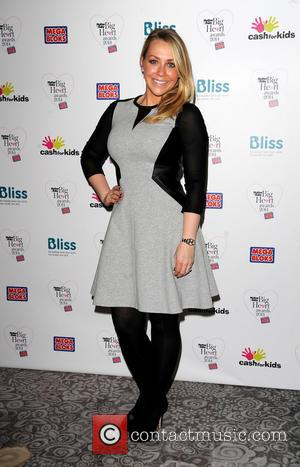 Laura Hamilton - Mother & Baby: Big Heart Awards 2014 - Arrivals - London, United Kingdom - Monday 10th March...
