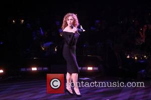 Bernadette Peters - 2014 Roundabout Spring Gala, held at the Hammerstein Ballroom - Presentation - New York, New York, United...
