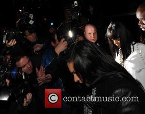Rihanna Spotted Kissing Drake At Nightclub
