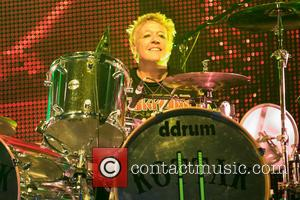 Scorpions and James Kottak