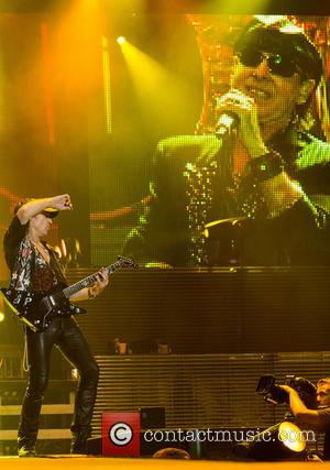 Scorpions and Matthias Jabs